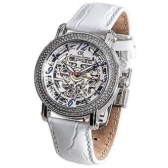 Carl of Zeyten ladies watch wrist watch automatic Wolfach CVZ0061WH