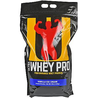 Universal Nutrition Ultra Whey Pro - About 151 Servings - Vanilla Ice Cream