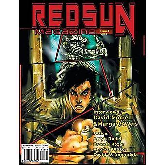 Red Sun Magazine Issue 1 Vol. 1 by Richards & Ben