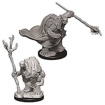 D&D Nolzur's Marvelous Unpainted Miniatures Tortle Adventurers (Pack of 6)