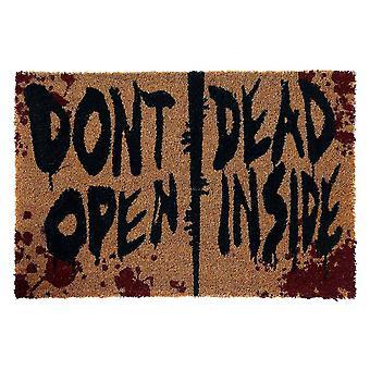 The Walking Dead, Doormat