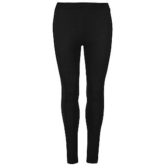 Miso Womens Plush Lined Leggings Ladies Tights Bottoms Pants