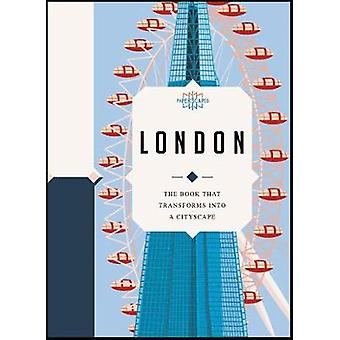 Paperscapes - London - The book that transforms into a cityscape by San