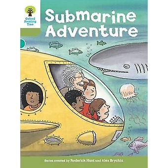 Oxford Reading Tree Level 7 Stories Submarine Adventure by Roderick Hunt