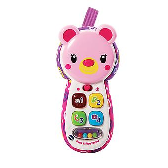 VTech Peek & Play Handy Pink