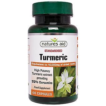 Nature's Aid Turmeric 8200mg Capsules 30 (144710)