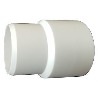 40mm to 1 1/2 Inch BSP Adaptor European-UK Conversion PVC Pipe Fitting Adaptor
