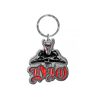 Dio Keyring Keychain Murray band Logo new Official metal