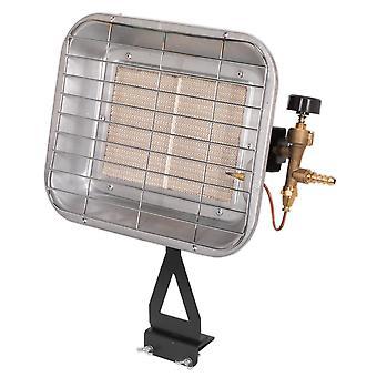 Sealey Lp13 espaço propano aquecedor aquecedor montagem garrafa 8871-15354Btu/Hr