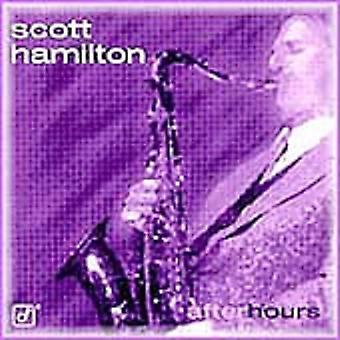 Scott Hamilton - After Hours [CD] USA import