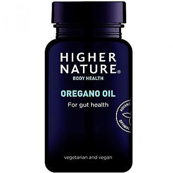Higher Nature Oregano Oil Vegetable Capsules 90 (OOC090)