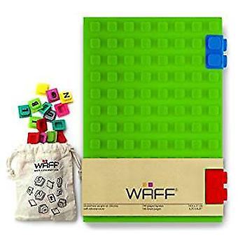 Aladine WAFF Creative Journal Kit A5 Green