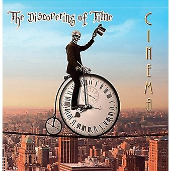 Cinema - Discovering of Time [CD] USA import