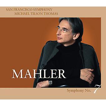 G. Mahler - Mahler: Symphony No. 7 [SACD] USA import