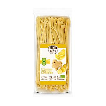 Linguine with organic ginger and lemon 250 g
