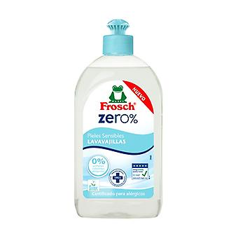 Zero% Sensitive Skin Dishwasher 500 ml