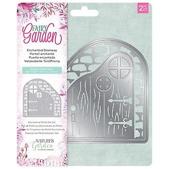 Crafter's Companion Fairy Garden Metal Die Enchanted Doorway