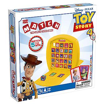 Toy Story 4 Top Trumps Match - The Crazy Cube Game