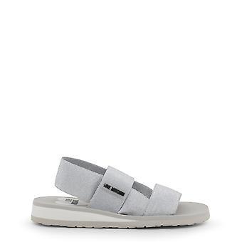 Love moschino ja16293g women's fabric sandals