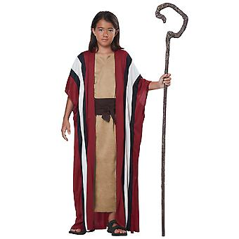 Shepherd Moses Biblical Religious Christmas Good Friday Easter Boys Costume