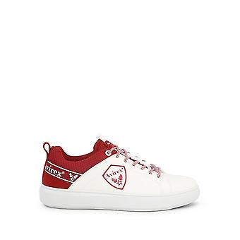 Avirex - Shoes - Sneakers - AV01M80631_01 - Men - white,darkmagenta - EU 40