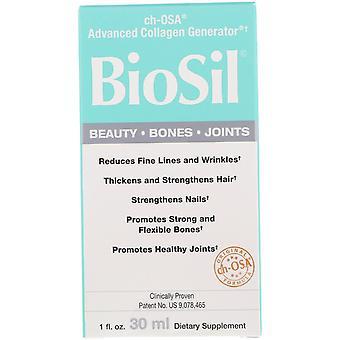 BioSil by Natural Factors, ch-OSA Advanced Collagen Generator, 1 fl oz (30 ml)