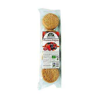 Organic Red Fruit Cookies 200 g