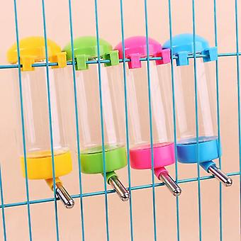 Műanyag hörcsög ivóvíz palack adagoló, feeder függő szökőkút