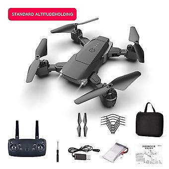 4k Dual Camera Drone - Laajakulmakorkeus, Hold Headless, Rc Quadcopter