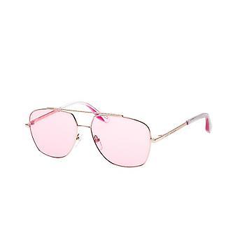 Sunglasses Men's Men's Pilot pink/gold normal