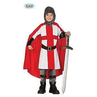 Cruzada de cavaleiro - fantasia para meninos