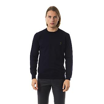 Uominitaliani Blu Sweater UO816631-XS