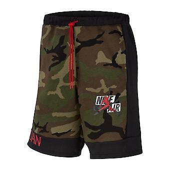 Nike Air Jordan Camo Fleece CU2064222 Universal ganzjährig Herren Hose