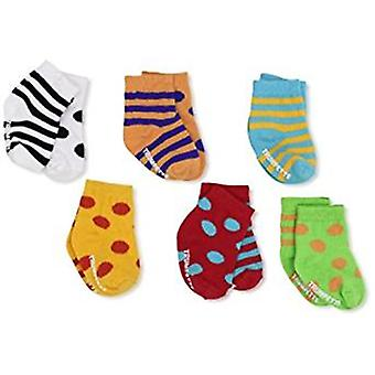 Socks - Trumpette - Cheeritoes Baby Accessories 0-12M Set of 6