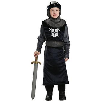 Ritter der Tafelrunde Renaissance mittelalterliche verkleiden sich jungen Kostüm