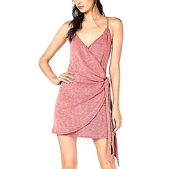 Sage | Wrap Mini Dress
