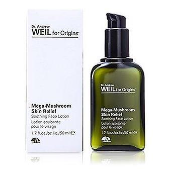 Dr. Andrew Mega-Mushroom Haut Relief beruhigende Gesicht Lotion 50ml oder 1,7 Unzen