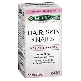 Nature's Bounty Nature's Bounty Hair Skin And Nails, 24 X 60 Tabs