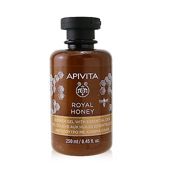 Royal honning shower gel med æteriske olier 254712 250ml/8.45oz