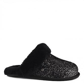 UGG Scuffette Ii Slippers Cosmos Black
