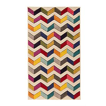 Spectrum Bolero Rug - Rectangulaire - Multicolore