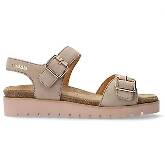 Women's Sandals Mephisto Mobils Tarina Beige