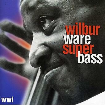 Wilbur Ware - Wilbur Ware Super Bass [CD] USA import