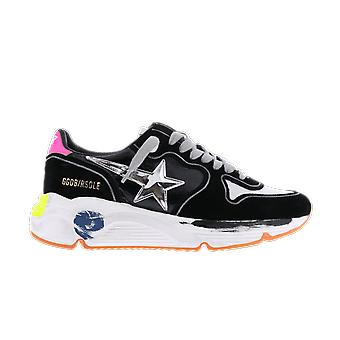 Golden Goose Running Sole Shiny D Star Black GWF00126F00028090175 shoe