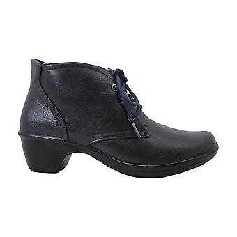 Easy Street mulheres Debbie round Toe tornozelo moda botas