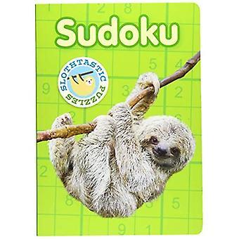 Slothtastic Puzzles Sudoku (Purrfect & puppy puzzles)