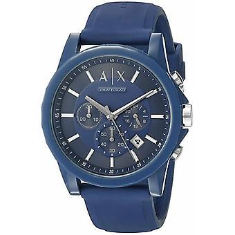 Armani Exchange Kvartsi Kronografi Ax1327 Men's Watch