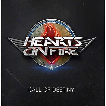 Hearts on Fire - Call of Destiny [CD] USA import