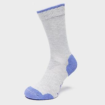Brasher Women's Light Hiker Socks Grey