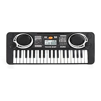 Electric Piano, Key Board Portable Digital Music Electronic Keyboard, Learning